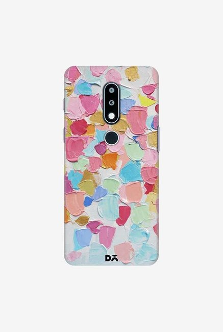 DailyObjects Amoebic Confetti Case Cover For Nokia 6.1 Plus