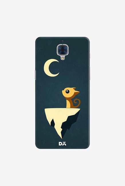 DailyObjects Moon Cat Case For OnePlus 3T