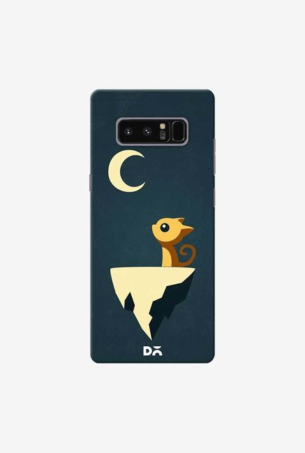 DailyObjects Moon Cat Case Cover For Samsung Galaxy Note 8