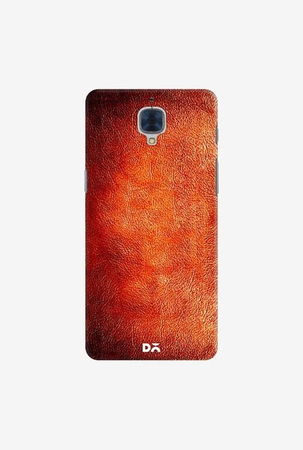 DailyObjects Shades of Brown Print Case For OnePlus 3T