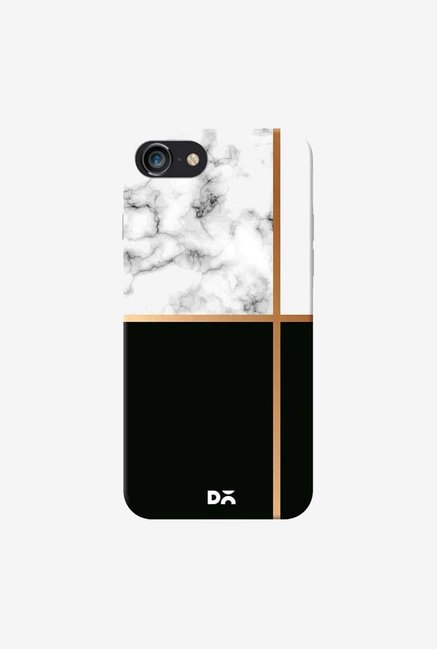 DailyObjects Marble III 63 Case Cover For iPhone 8