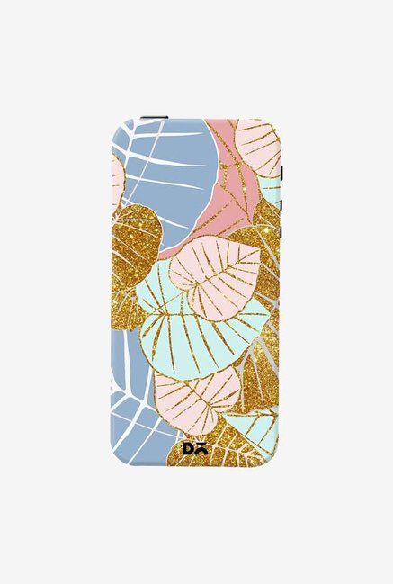 DailyObjects Floral Gold Case For iPhone 5/5S