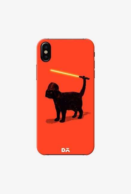 DailyObjects Cat Vader Case Cover For iPhone X