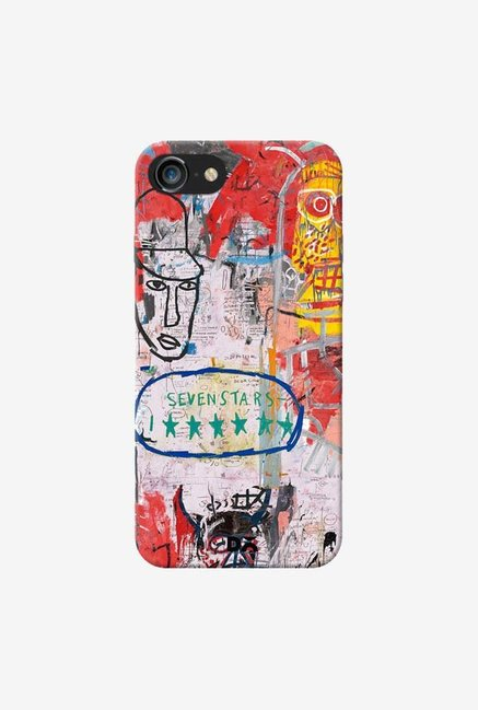 DailyObjects Basquiat Style 2 C Case Cover For iPhone 8