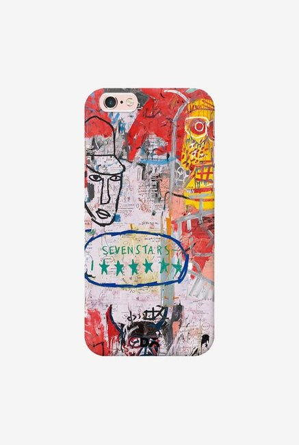 DailyObjects Basquiat Style 2 C Case Cover For iPhone 6S