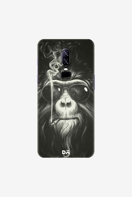 DailyObjects Smoke Em Case Cover For OnePlus 6