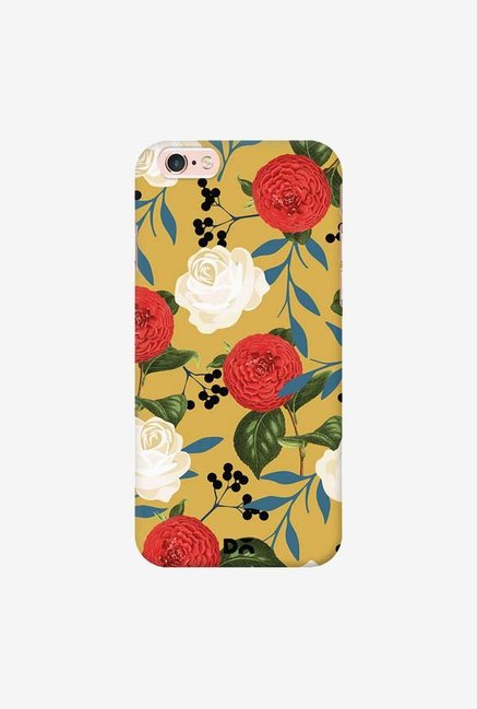 DailyObjects Floral Obsession Case For iPhone 6S