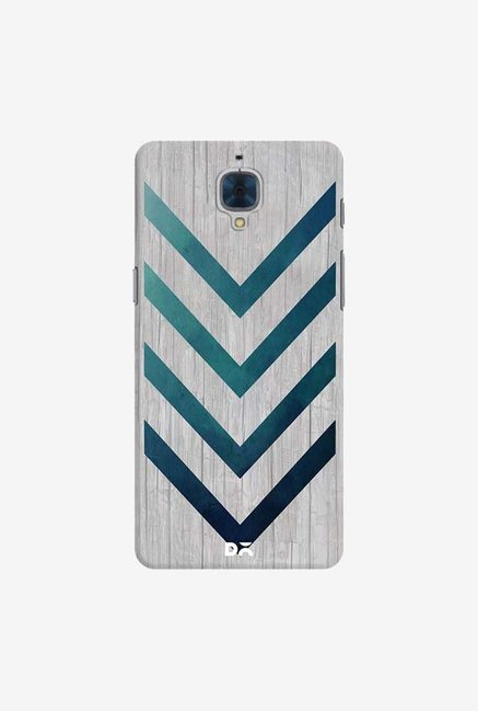DailyObjects Blue Arrow Case For OnePlus 3T