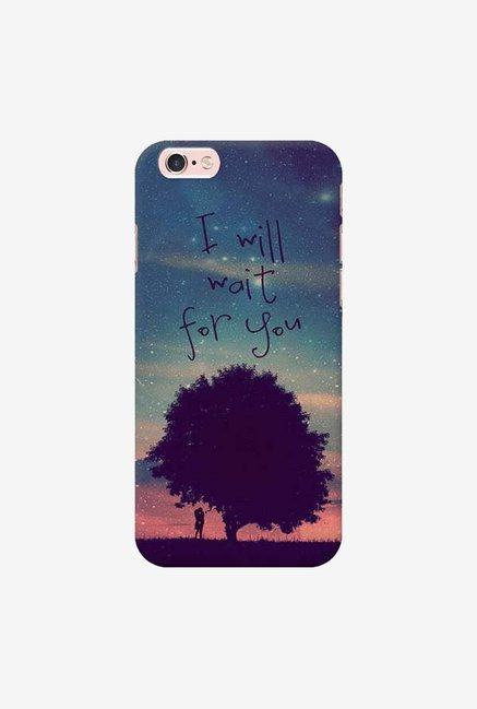 DailyObjects I Will Wait For You Case For iPhone 6s