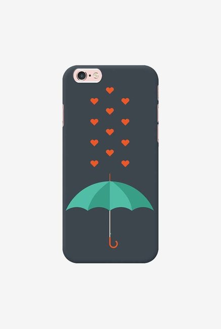 DailyObjects Its Raining Hearts Case For iPhone 6s