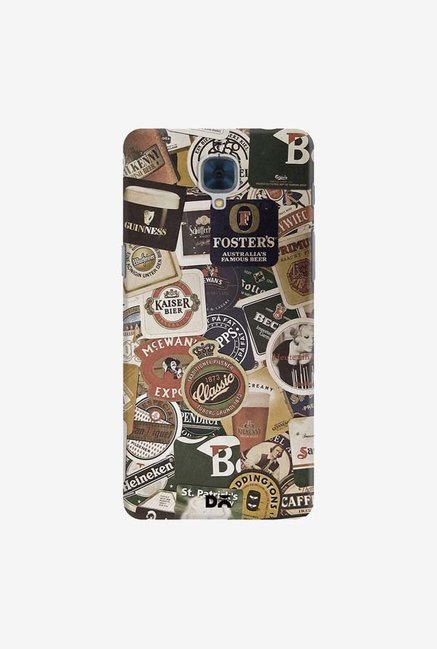 DailyObjects Beers Of The World Case For OnePlus 3T