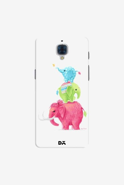 DailyObjects Candy Elephants Case For OnePlus 3T