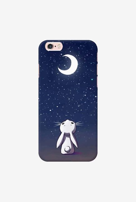 DailyObjects Moon Bunny Case For iPhone 6s