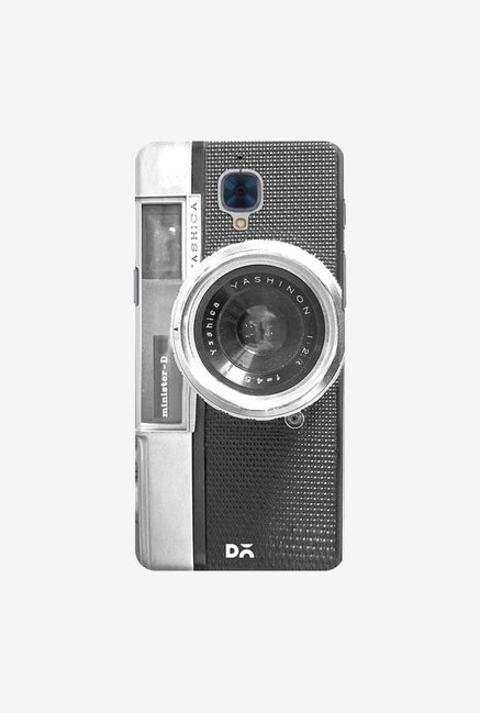 new styles ba45c dfe17 Buy DailyObjects Old School Camera Case For OnePlus 3T Online At ...