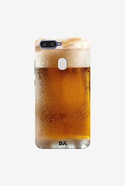 DailyObjects Beer Balloon Case Cover For Oppo F9 Pro