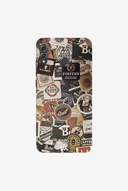 DailyObjects Beers Of The World Case Cover For Huawei Honor 8X