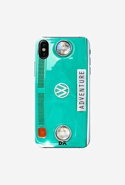 DailyObjects Adventure Case Cover For iPhone X