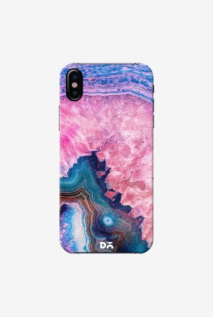 DailyObjects Agate Case Cover For iPhone X