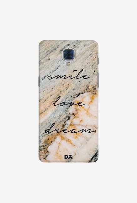 DailyObjects Smile Love Dream Case For OnePlus 3T