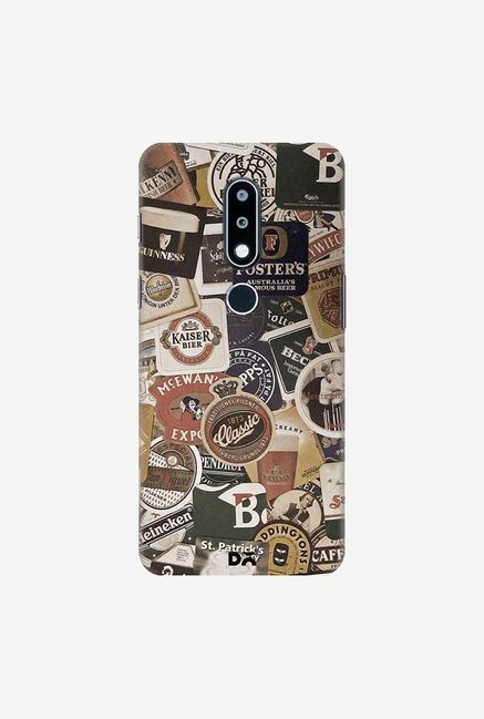 DailyObjects Beers Of The World Case Cover For Nokia 6.1 Plus