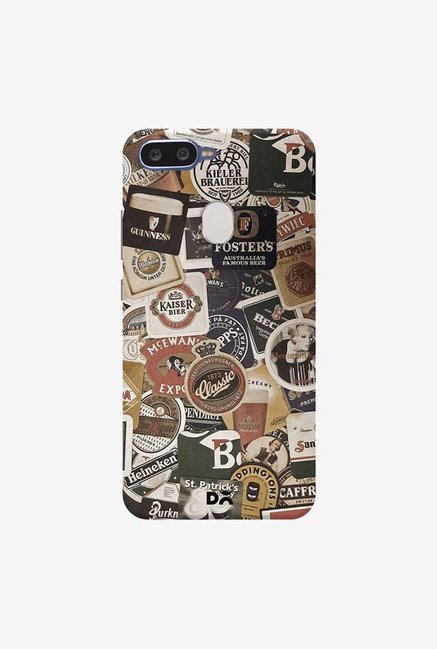 DailyObjects Beers Of The World Case Cover For Oppo F9
