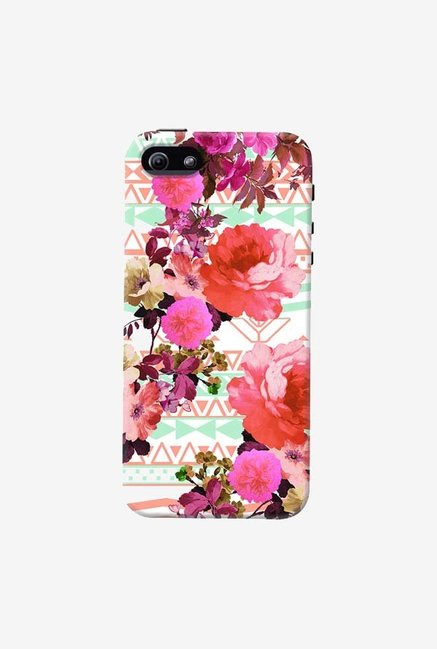 DailyObjects Flower In The Tribe Case For iPhone 5/5S