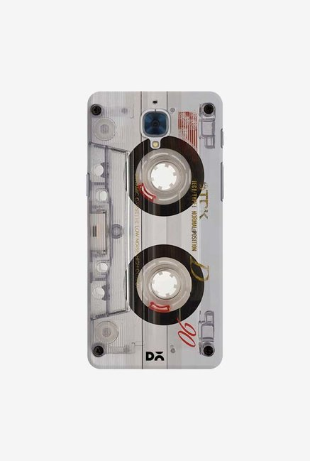 DailyObjects Transparent Cassette Case For OnePlus 3T