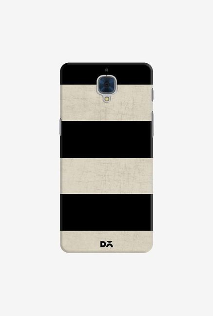 DailyObjects Vintage Black Stripes Case For OnePlus 3T