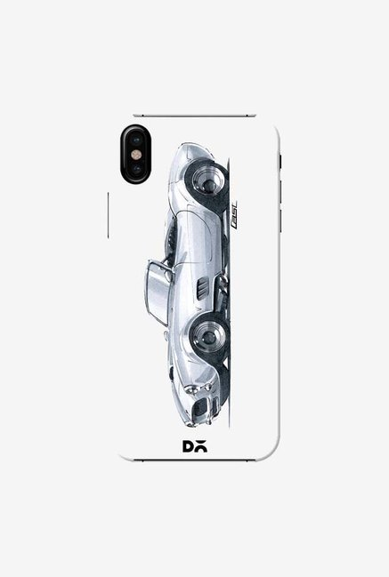 DailyObjects AMC Cobra Case Cover For iPhone X