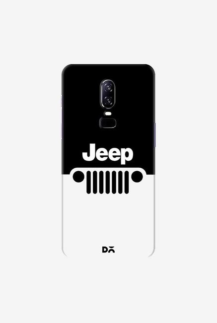 DailyObjects 4x4 Fun Case Cover For OnePlus 6