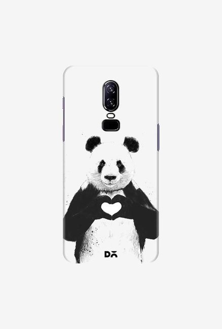 DailyObjects All You Need Is Love Case Cover For OnePlus 6