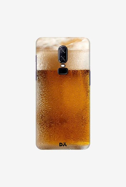 DailyObjects Beer Balloon Case Cover For OnePlus 6