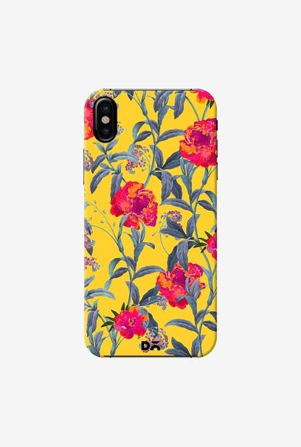 DailyObjects Come Into Bloom Case Cover For iPhone X