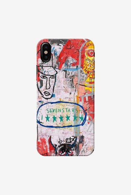 DailyObjects Basquiat Style 2 C Case Cover For iPhone X