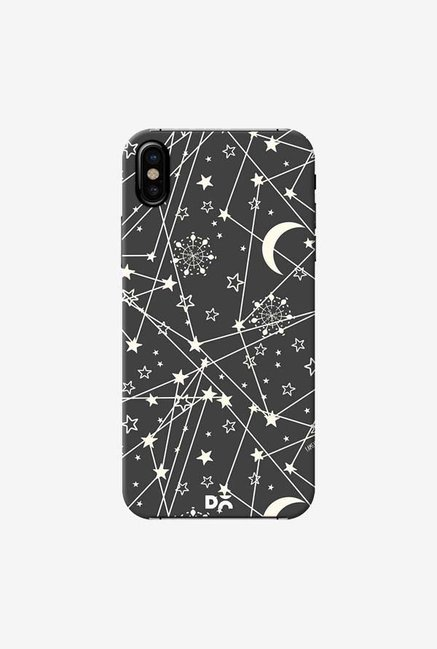 DailyObjects Dark Galaxy Case Cover For iPhone X