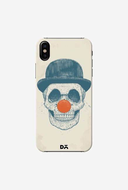DailyObjects Dead Clown Case Cover For iPhone X