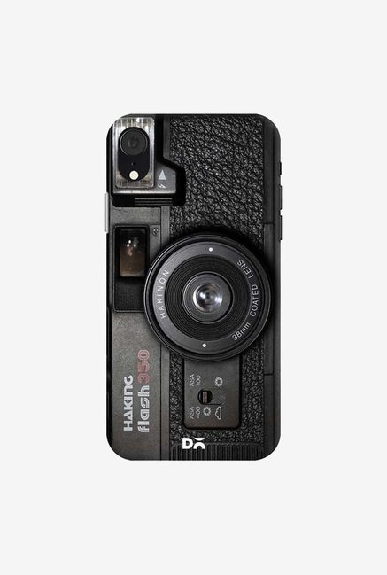 DailyObjects Camera Case Cover For iPhone XR