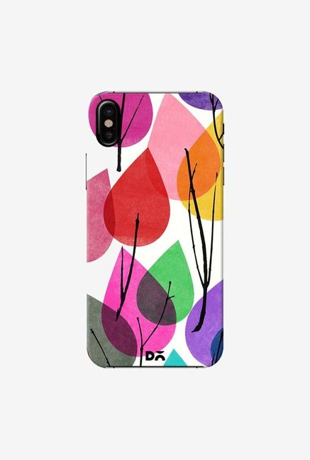 DailyObjects Dialogue Case Cover For iPhone X