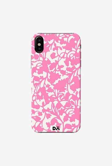 DailyObjects Earth Pink Case Cover For iPhone X