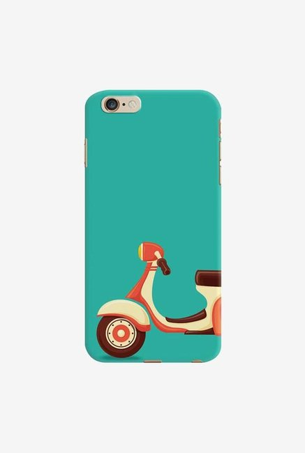 DailyObjects Teal Scooter Case For iPhone 6 Plus