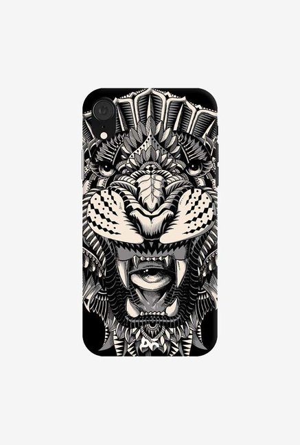 DailyObjects Eye of The Tiger Case Cover For iPhone XR