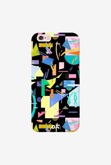 DailyObjects Geometric Pop Case Cover For iPhone 6S