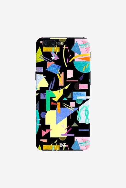 DailyObjects Geometric Pop Case Cover For OnePlus 5