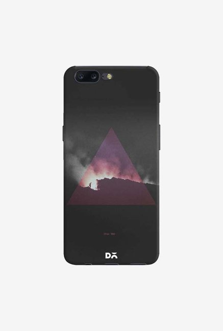 DailyObjects Etna Shadow Case Cover For OnePlus 5