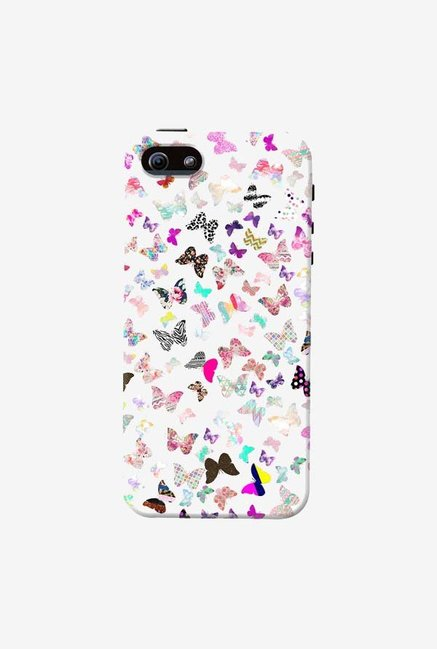 DailyObjects Butterfly Paradise Case For iPhone 5/5S
