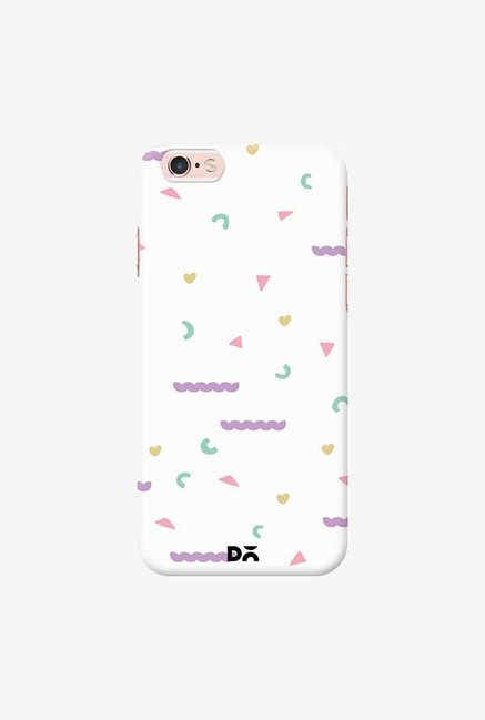 DailyObjects Chunky Geo Case Cover For iPhone 6S