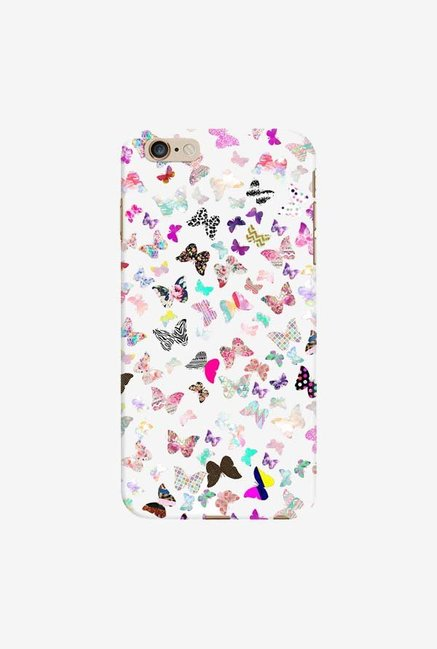 DailyObjects Butterfly Paradise Case For iPhone 6 Plus