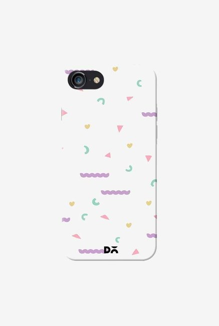 DailyObjects Chunky Geo Case Cover For iPhone 7