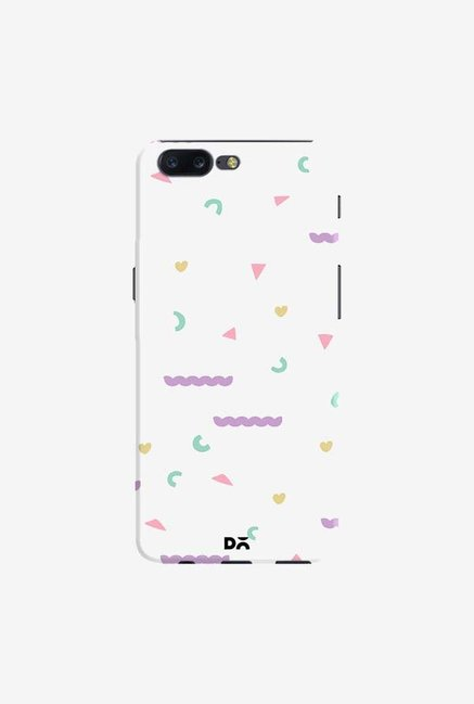 DailyObjects Chunky Geo Case Cover For OnePlus 5
