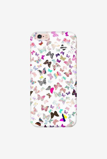 DailyObjects Butterfly Paradise Case For iPhone 6S